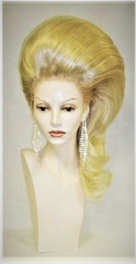 7d70344261057b Custom-made Lace Fronted Drag Queen / Theatrical Wig | Honey Blonde